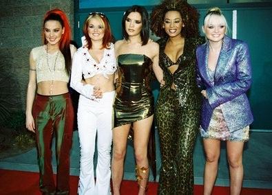 At the Billboard Music Awards 1997
