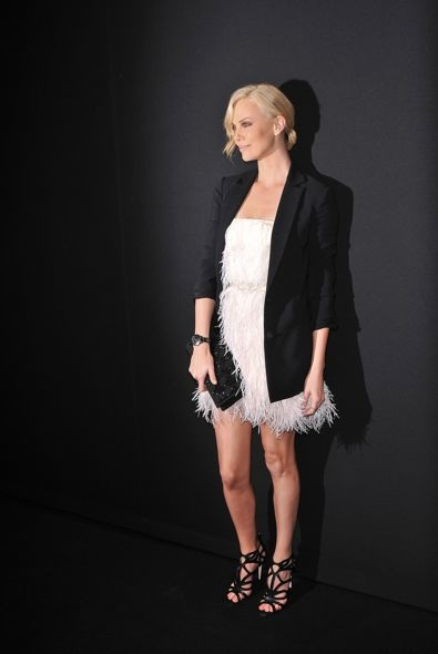 Charlize Theron at Dior Celebrates The Launch Of DIOR VIII