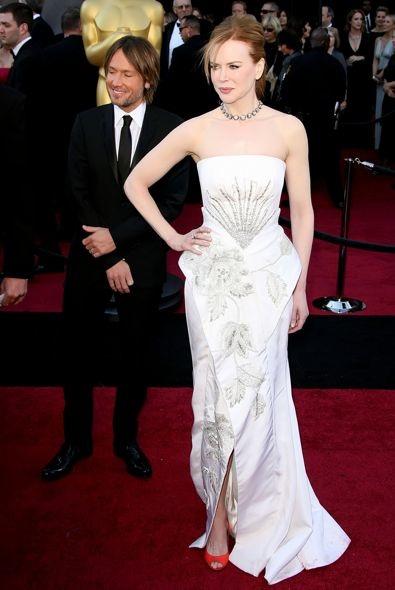 Nicole Kidman at the 83rd Annual Academy Awards