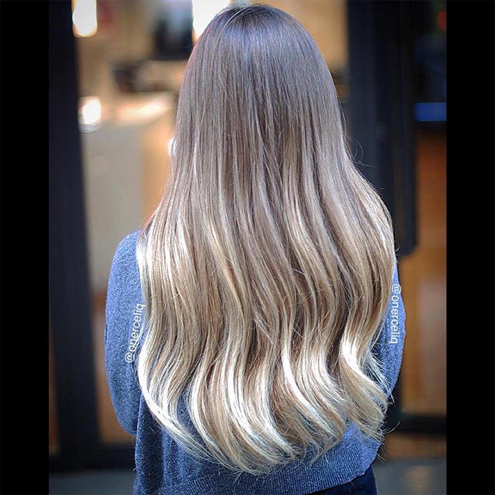 Blond Blending