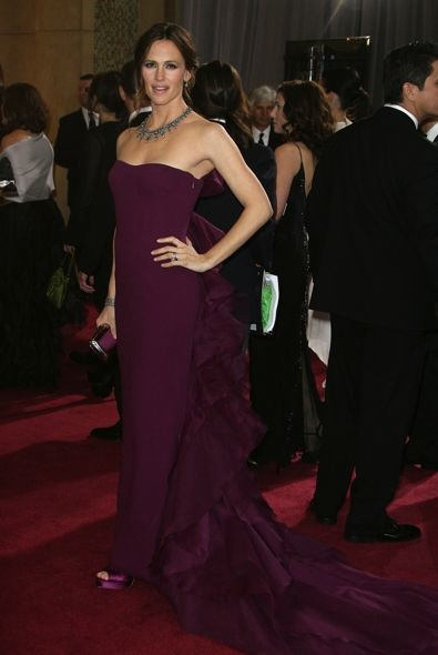 6. Jennifer Garner at the Oscars