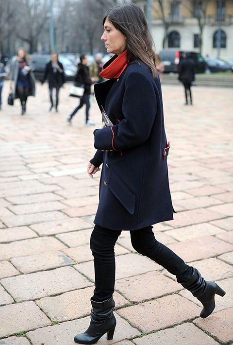 Most Stylish: Street Style (Fashion Pack) — Emmanuelle Alt