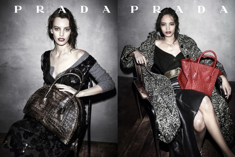 Best Ad Campaign Print — Prada Fall 2013