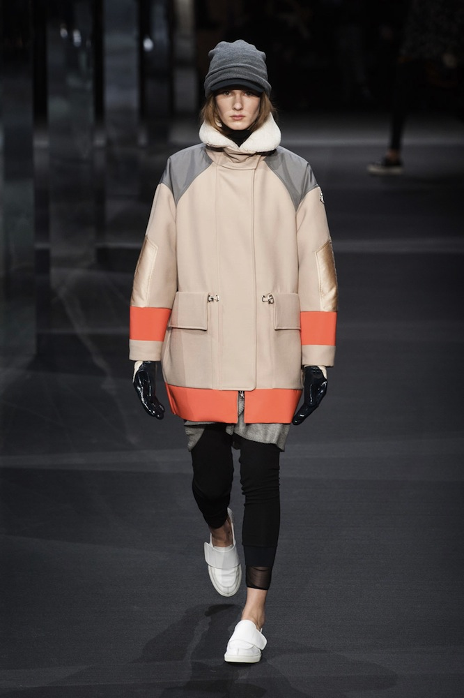 Elevated Sporty Outerwear