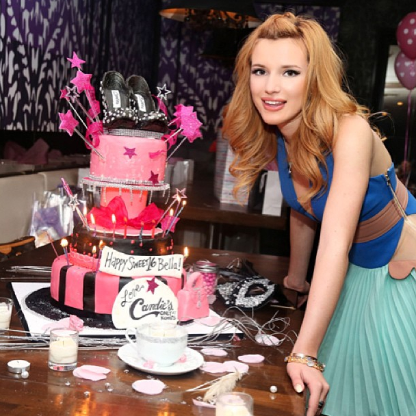 Bella Thorne's Sweet 16