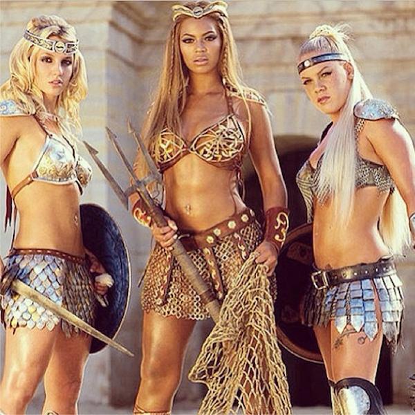 Beyoncé Wins TBT