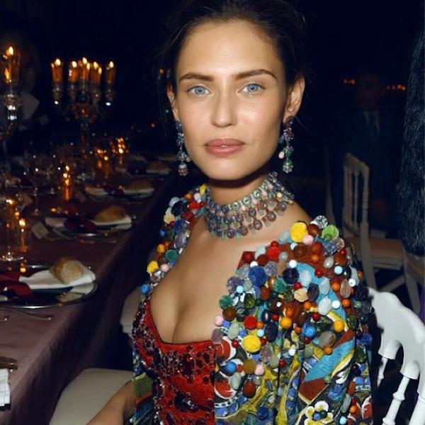 Stefano Gabbana <3's Bianca Balti