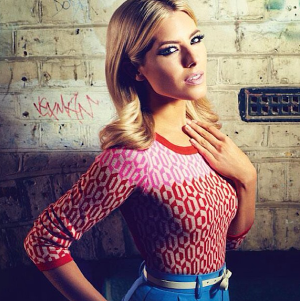 Mollie King's Shoot with David Venni