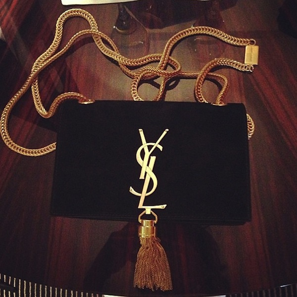 Vanessa Hudgens' New YSL Bag