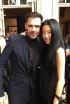 Vera Wang and Roland Mouret