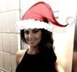 Cheryl Cole Counts Down to Christmas