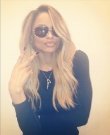 Ciara Gets Her Holiday Hair Done