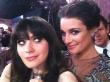 Gal Pals at the Golden Globes