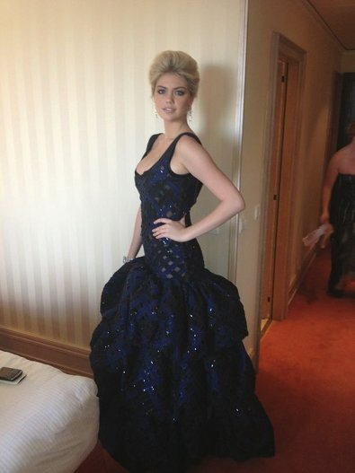 Kate Upton Pre-amfAR