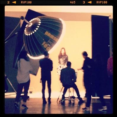 Behind the Scenes with Derek Lam