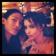 Alexander Wang and Zoe Kravitz