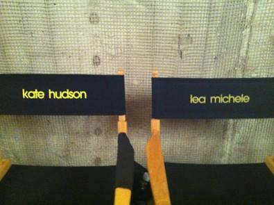 Lea Michele is Star-Struck