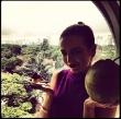 Camilla Belle Relives Memories in Brazil