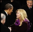 Kelly Clarkson Meets the President