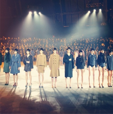Rachel Zoe &lt;3s the Marc Jacobs Finale