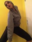 Tyra Banks Gets Cray Backstage