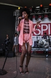 Solange Knowles is Pretty in Pink