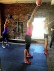Jordin Sparks Shoots a Fitness Campaign for Reebok
