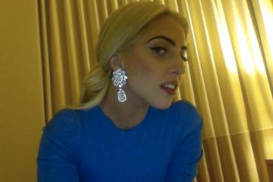 Lady Gaga's Plastic Diamonds