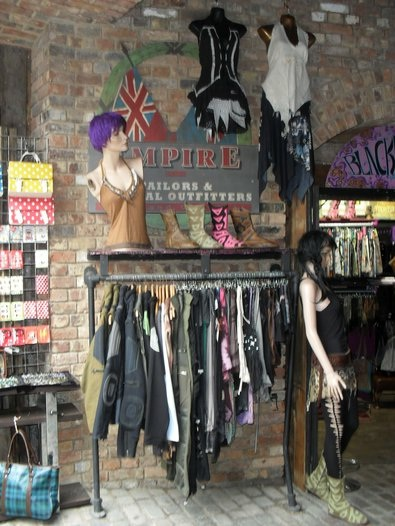The Importance of a British Market That Caters to Different Subcultures