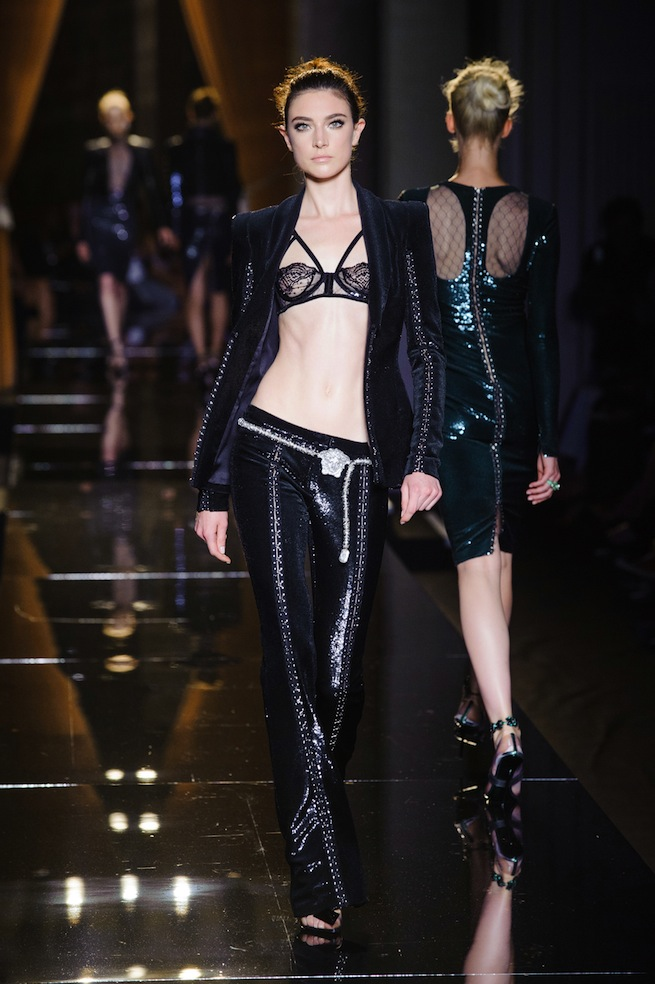 Versace Haute Couture Fall 2013