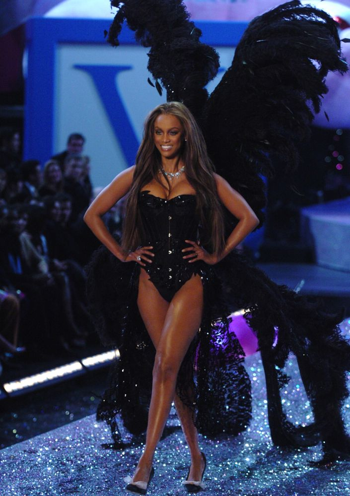 Best Fashion Show Music Ever Tyra Banks