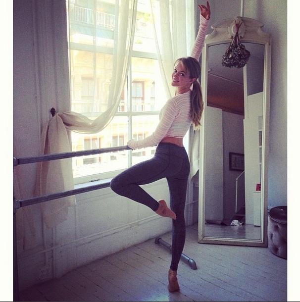 Take ballet