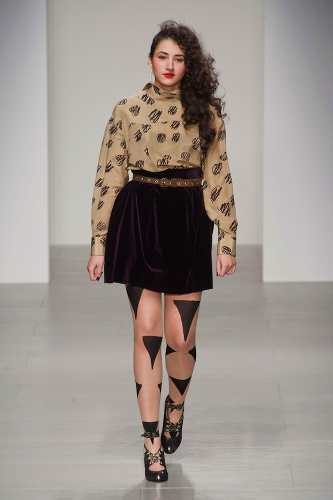 Vivienne Westwood Red Label Fall 2014
