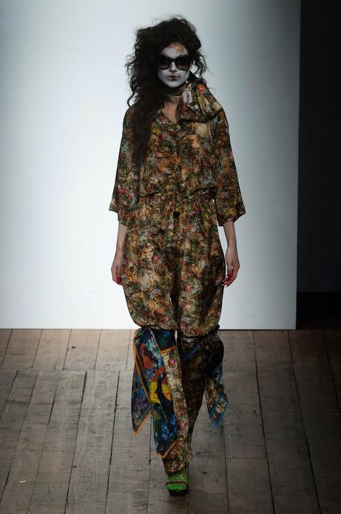 Vivienne Westwood Red Label SS 2014