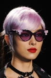Anna Sui's Cherry Red Lips