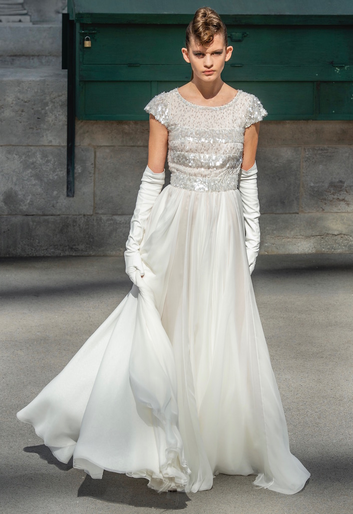 50 Dream Wedding Dresses From the Fall 2018 Haute Couture Shows ...