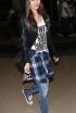 Victoria Justice at LAX