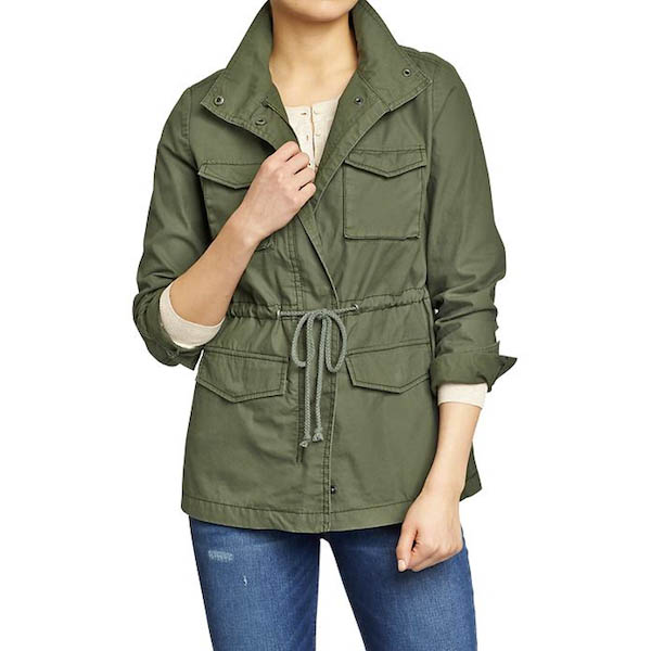 Safari Jacket: