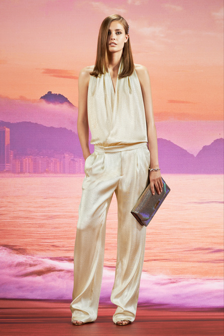Jumpsuit at Gucci