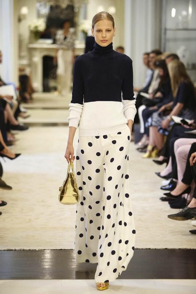 Ralph Lauren's Polka Dots