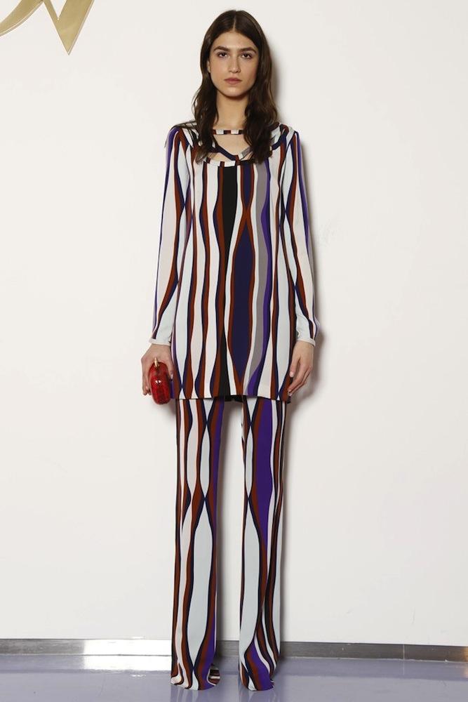 Diane Von Furstenberg's Tunic