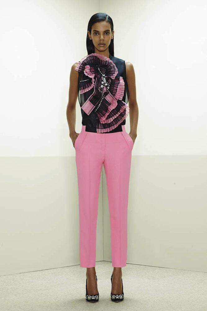 Prabal Gurung's Pink Pants