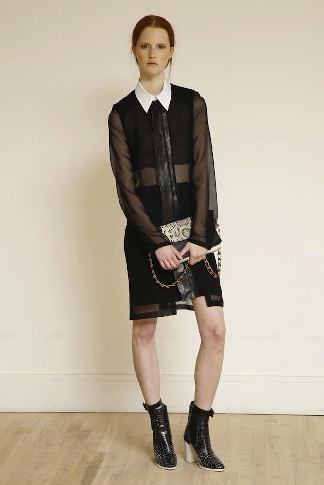 Reed Krakoff's Sheer Dress