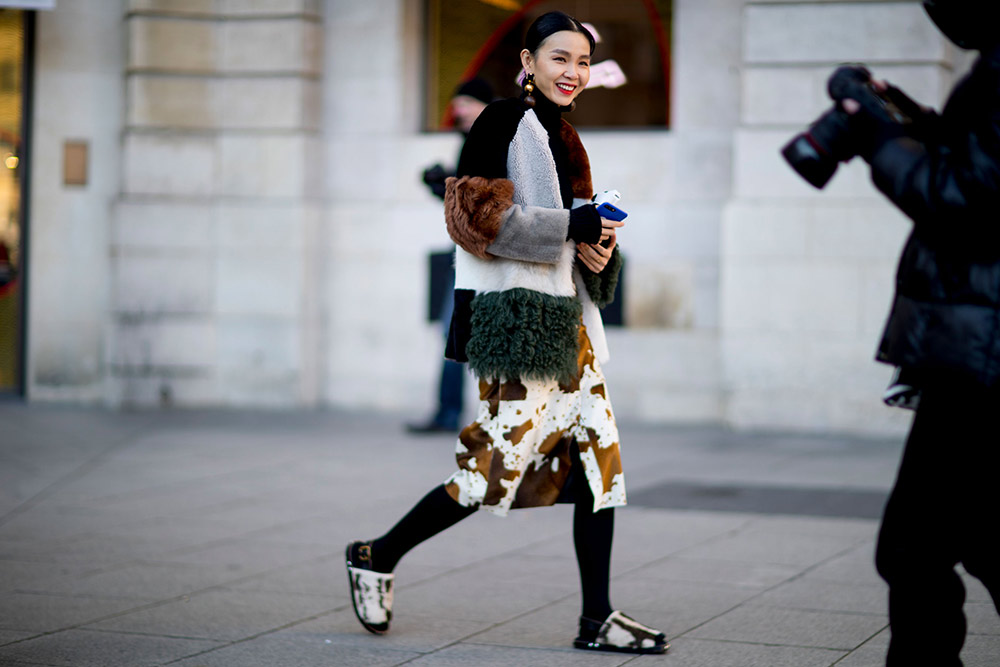 Men's Fashion Week Fall 2017 Street Style