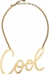 Lanvin Word Necklaces