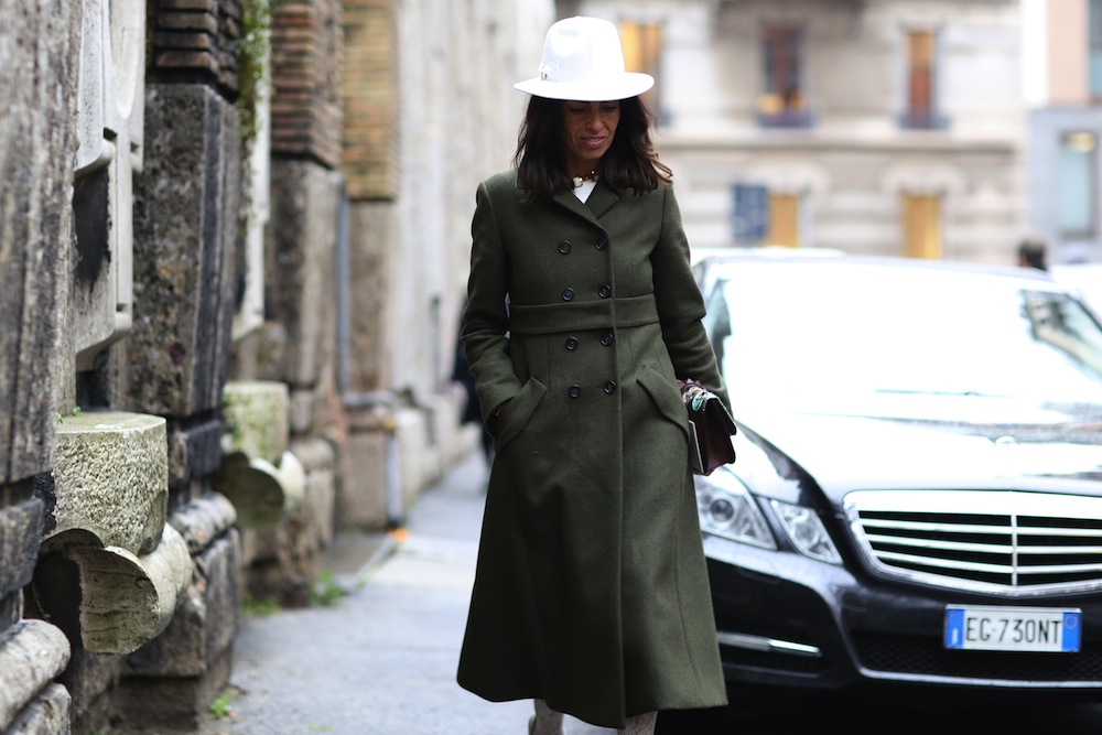 Your Daily Street Style Fix: February 19, 2014