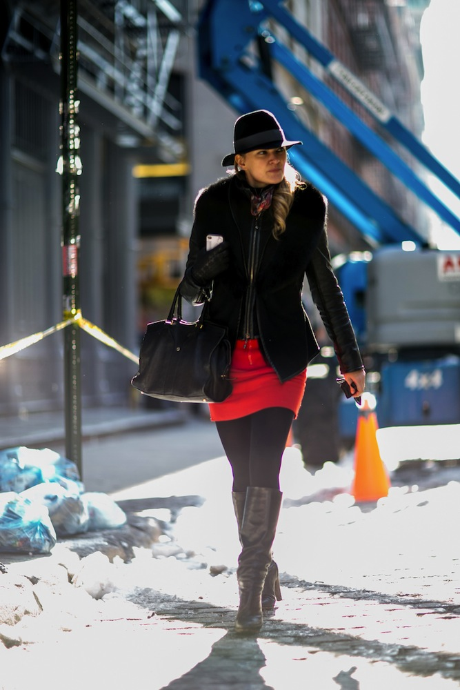 Your Daily Street Style Fix: February 7, 2014