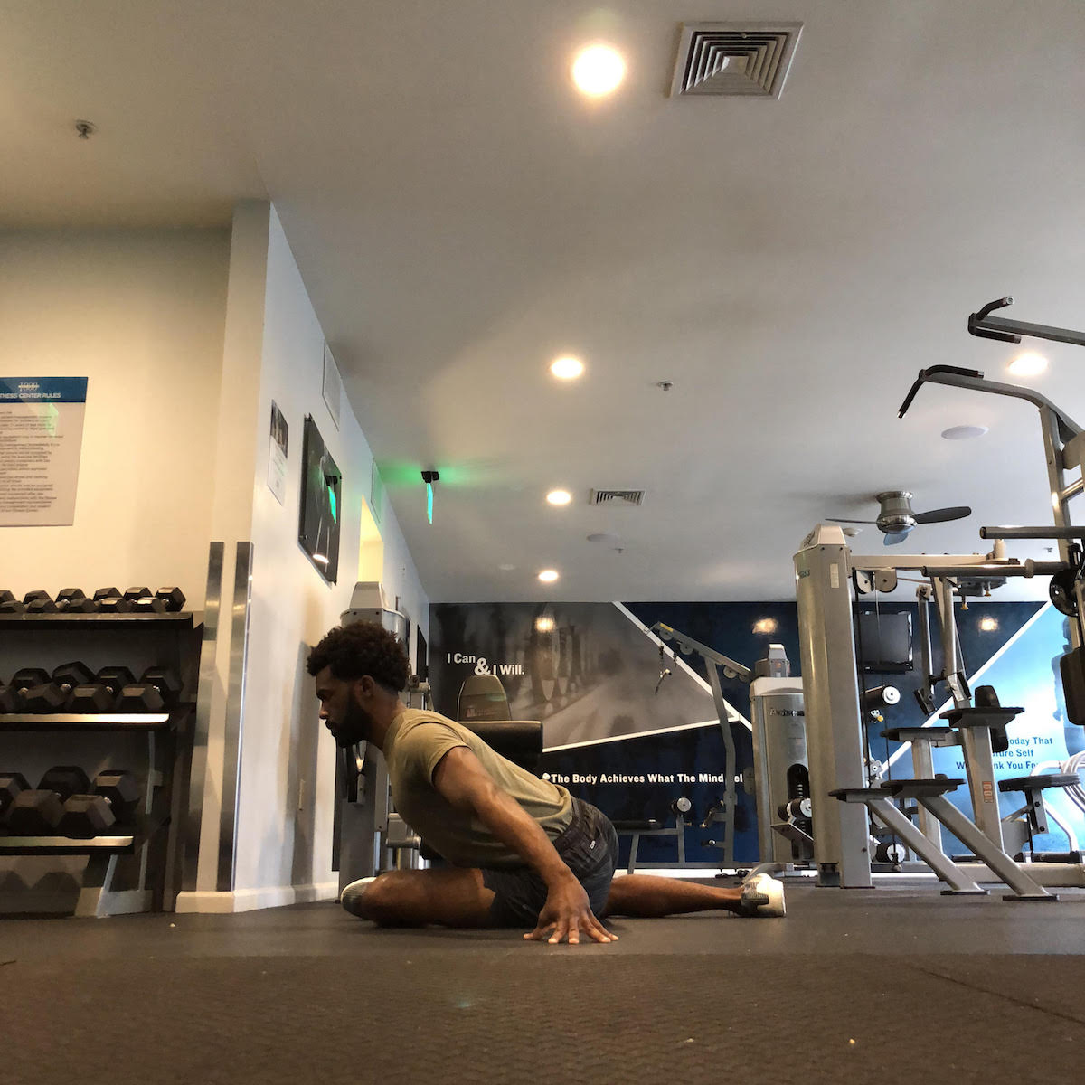 Hip/Back/Knee Issues: Seated 90/90 Position