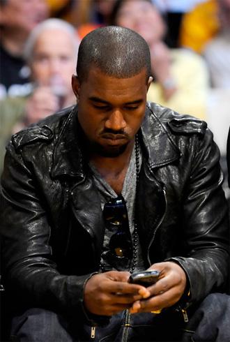 Kanye West Testing