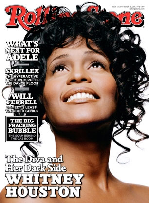 Whitney Houston Rolling Stone